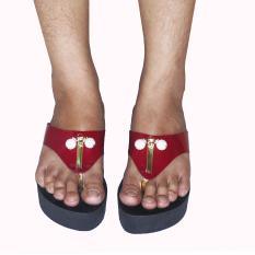 Aldhino Sandal Wedges Spon – SPW 05 - Mrh