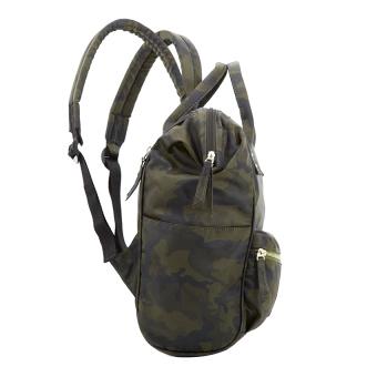 Alibi Paris Aldric Top-handle Bag - Army