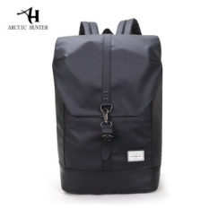 ... Arctic Hunter Tas Ransel Laptop Premium Executive Winter Oxford Backpack AH WR Hitam