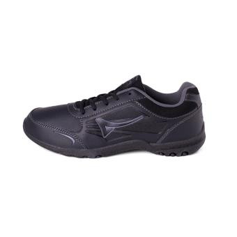 Ardiles Women Marimar Running Shoes - Hitam Abu Tua