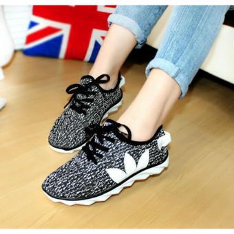 Arlaine Tifolia Sneaker Shoes [Black]