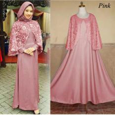 Ashanti Gamis Pesta - Pink