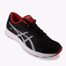 Asics Fuzor Men's Running Shoes - Hitam