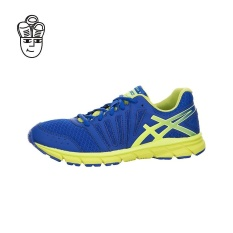 Asics GEL-Lyte33 2 Running Shoes (Royal / Flash Yellow-Lime) c332n5904 - intl