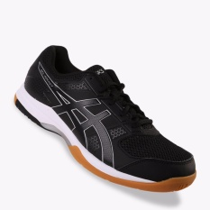 Asics Gel-Rocket 8 Men's Court Shoes - Hitam