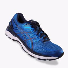 Asics GT-2000 5 Men's Running Shoes - Standard Wide - Biru