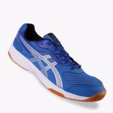Asics Upcourt 2 Men's Court Shoes - Biru