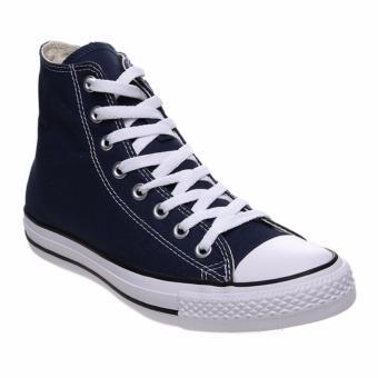 Ayako Fashion CV - 11 Point Hi Classic Unisex Sneaker - (Navy)