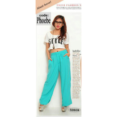 Ayako Fashion Women Pants Phoebe - AY (Tosca)