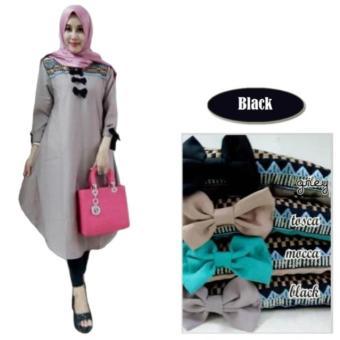 Baju Atasan - Blouse - Tunik - Baju Wanita - Baju Muslim - Blus Muslim -