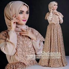 Java Seven Jsr 034 Baju Gamis Muslim Wanita Velvet Bagus Dan Lucu Source · Buy &