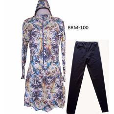 Baju Renang Muslim Murah BRM-100