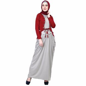 Baraya Fashion - Baju Muslim Wanita InficloSOP 287