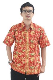 Harga Batik Cap Jambi Model Baju Batik Pria Cap Asli Jambi