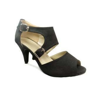 Beauty Shoes 1061 Heels Black