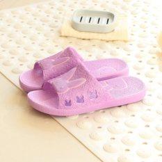Best Bunny Sandal Anti Licin - Ungu