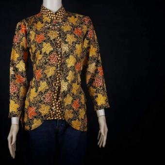 Blouse Batik Zevanya