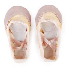 ... BolehDeals berwarna merah muda sepatu balet balita perempuan kami kanvas ukuran anak 11 1 2 Source