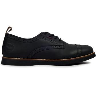 Harga Bradleys Country Low Cut Boots Sepatu Kulit Pria - Black ... 1be7abb8c4