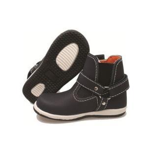Bsm soga BHN 449 Sepatu Boots Casual Anak Laki-Laki-Sintetis-gaya dan