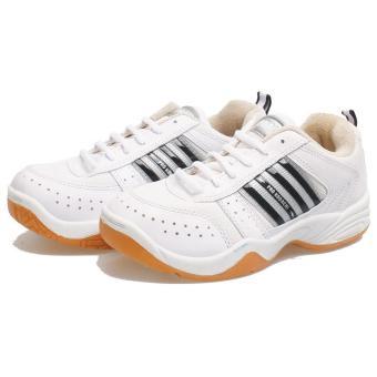 Bsm Soga Bmb 409 Sepatu Sport Pria - Bahan Synth - Sporty Dan Keren(Putih