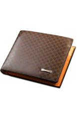 Business Leather Leisure Men's Wallet