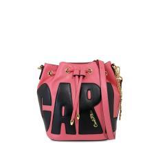 Carlo Rino 0303305-001-54 Drawstring Bag (Pink)