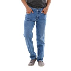Carvil Joe-38 Mens Jeans - Light Blue
