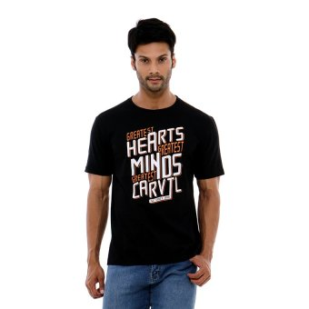 Carvil Teeblk-B1 T Shirt Man - Black
