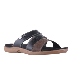 Carvil Viscara-183M Men's Casual Sandal - Hitam