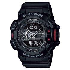 Casio G-Shock GA-400-1BDR Black Watch Brand New