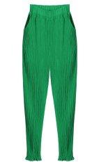 Casual Chiffon High Waist Harlan Pants (Green) (Intl)