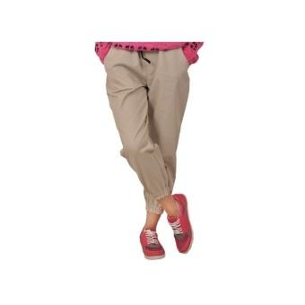 Cbr Six Celana Jogger Wanita Emily ISC 331 - Krem