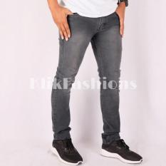 Celana Jeans Denim Washing Grey Best Seller