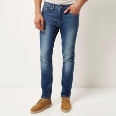 celana jeans lois skiny blue