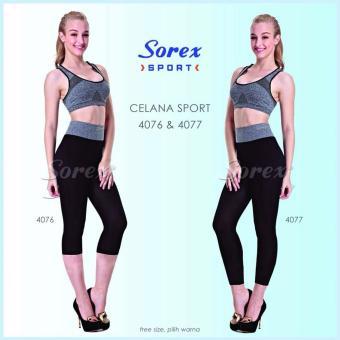 Harga Celana Sport 4077 Pants Legging Panjang Senam Aerobik Yoga Gym Sorex Ungu Pricenia Com
