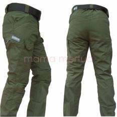 Celana Tactical Blackhawk Pria Panjang Best Quality Product - Hijau Army