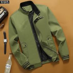 Cotton Men's Casual Jacket Young Students Korean Men's British Style Suit Jacket
