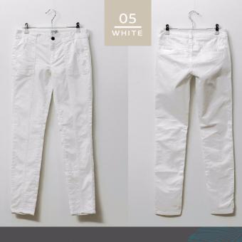 Collections Arsy Sport Celana Training Model Setrip 3. Source · Celana Training . Source · Coup Women Skinny Pants Celana Panjang Wanita - White