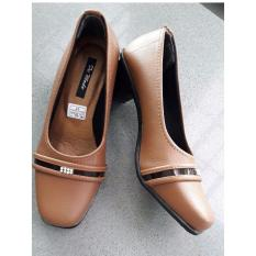 De Mode Sepatu Formal TB6 Tan
