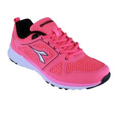 Diadora Denta Sepatu Lari Wanita - Pink