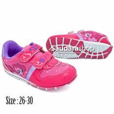 Disney LITTLE PONY / Sepatu Anak Little Pony [26-30] Pink / Sepatu Anak TK