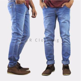 DnR Celana jeans BIOBASIC Premium Stretch