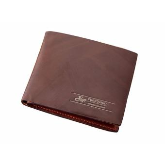 Dompet Pria Fashion Korean Style Fuerdanni - Brown