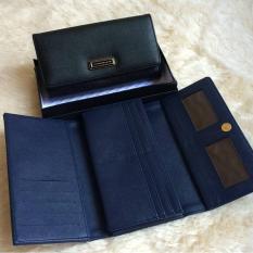 Dompet wanita import fashion branded murah lucu CK FLIPP WALLET .