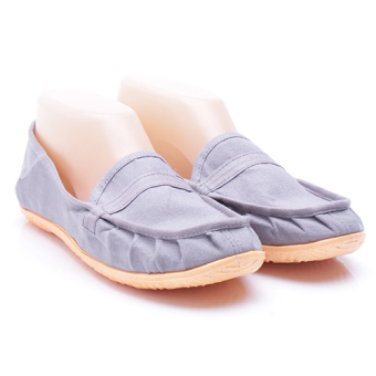 Dr. Kevin Women Flat Shoes Slip On 5306 Grey