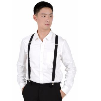 Elfs Shop Suspender Unisex 35mm - Hitam