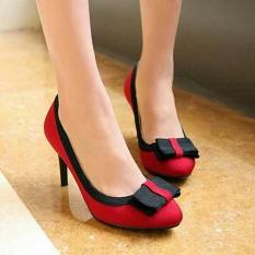 Ellen Taslim High Heels Lucy Corina - Merah