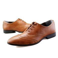 """England Men""""s Casual Shoes Breathable And Comfortable (Brown) '"""
