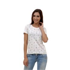 Esprit T-Shirts Short Sleeve - Off White 2